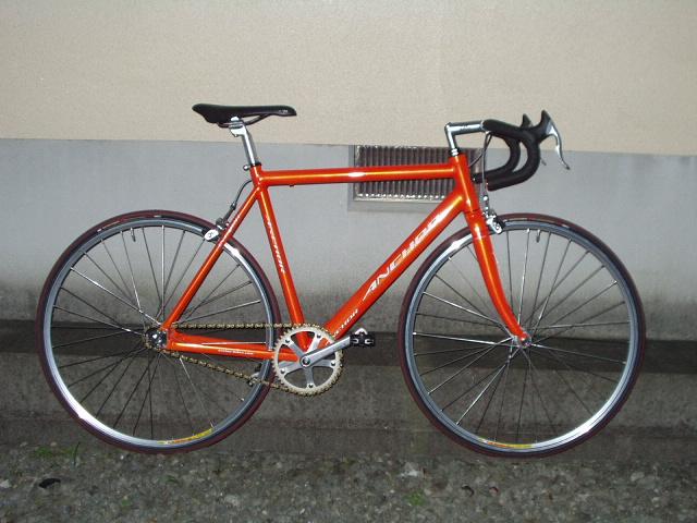 自転車の 自転車 ロードレーサー 安い : ロードレーサー....か?: Imperfect ...